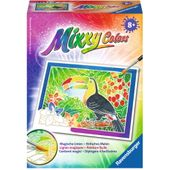 Ravensburger 29109n Mixxy Colors Mini Tukan