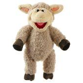 Living Puppets SE111 Handpuppe Wolle Schaf Sesamstraße 45 cm