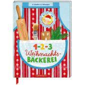 Coppenrath 61423 1-2-3 Weihnachtsbäckerei