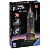 Ravensburger 12566 Empire State B.-Night Edit