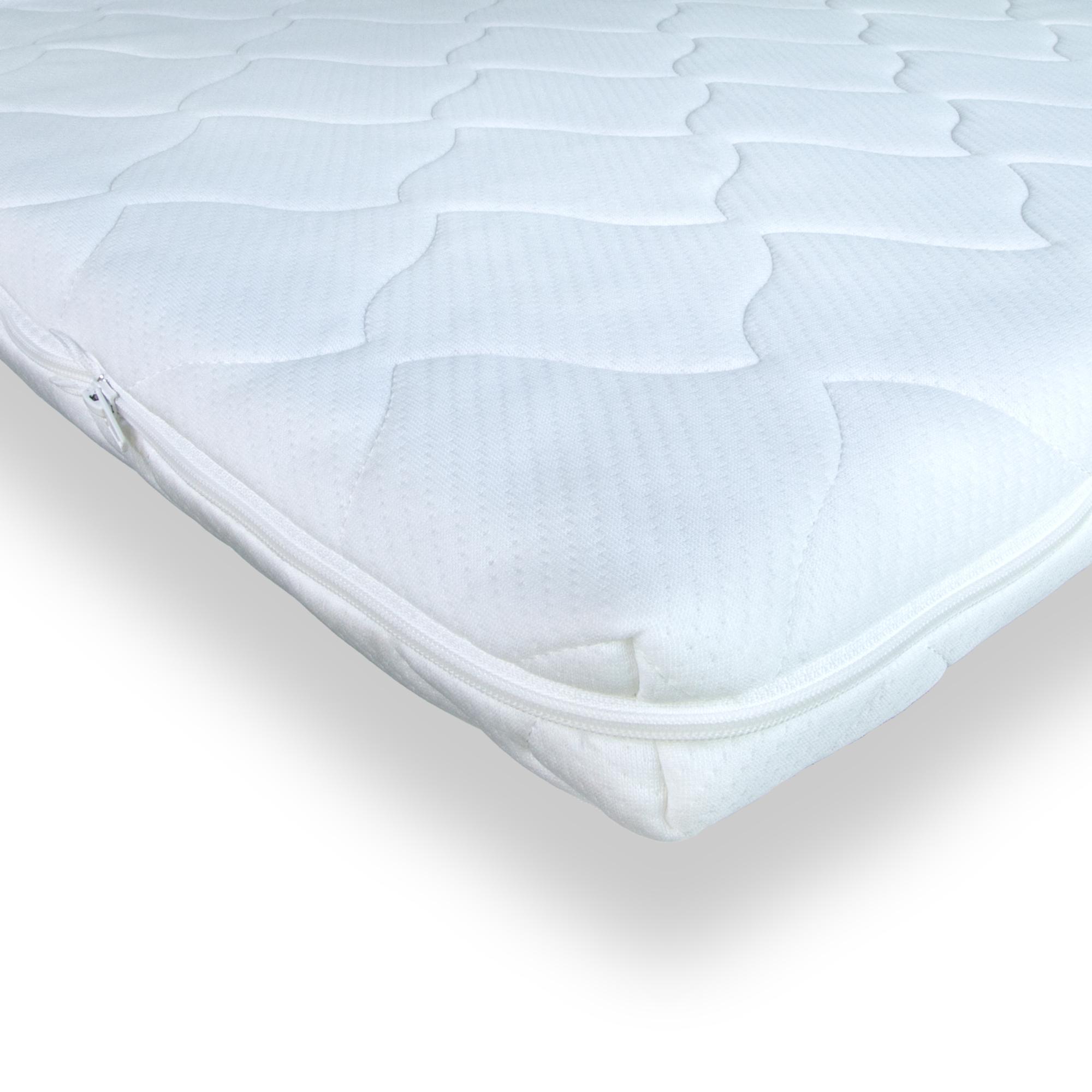 Matratzenauflage//Topper 6 cm mit Bezug
