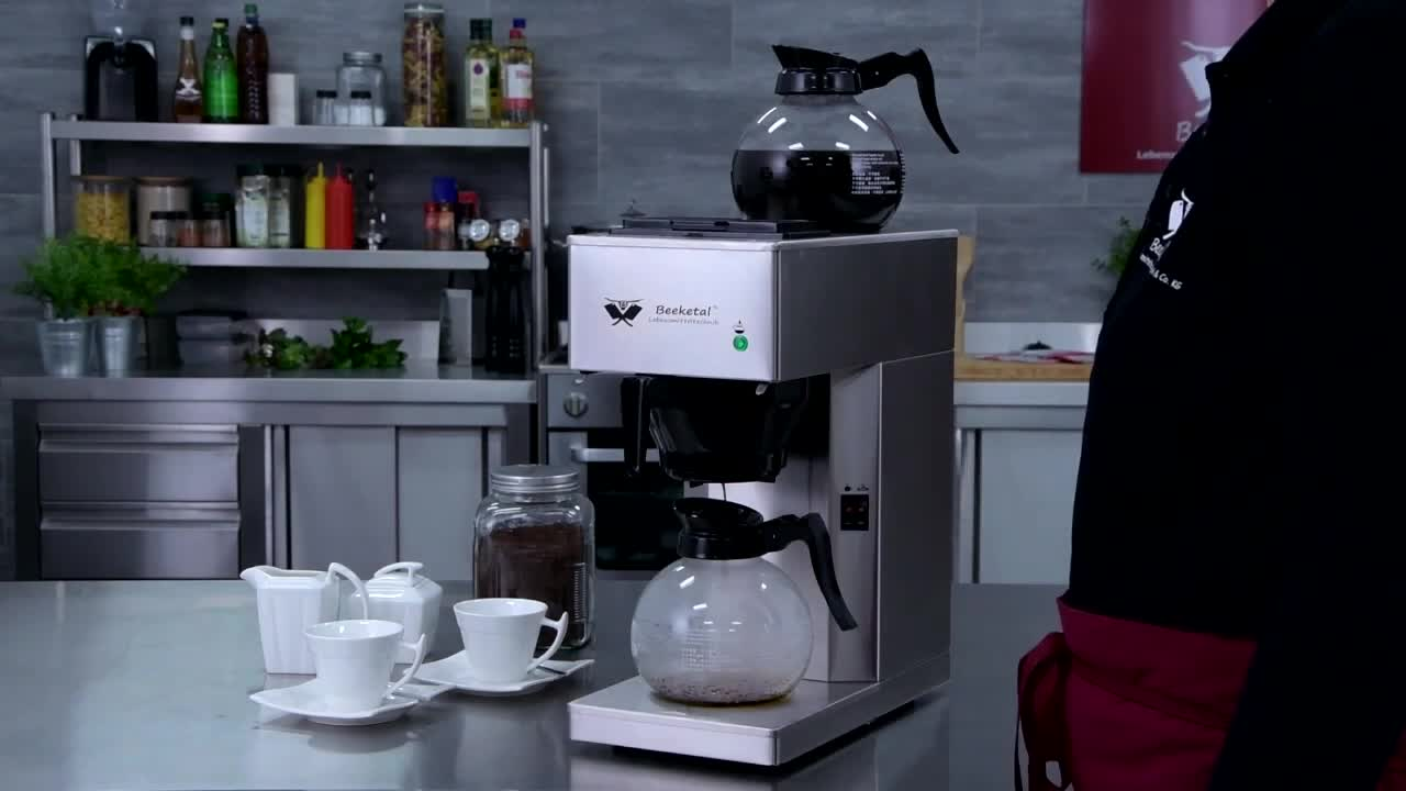 Beeketal Kaffeemashine Modell BGK2-GK