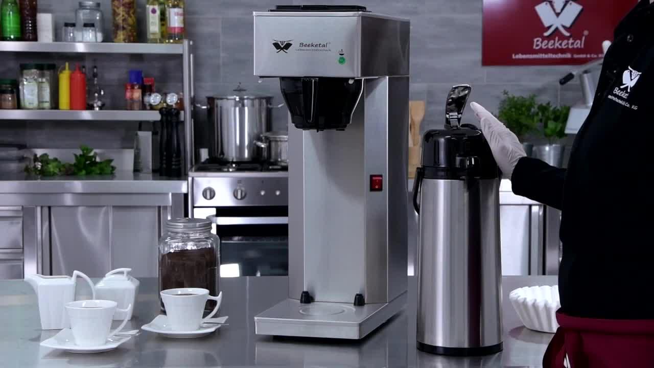 Beeketal Kaffeemashine Modell BGK2-T