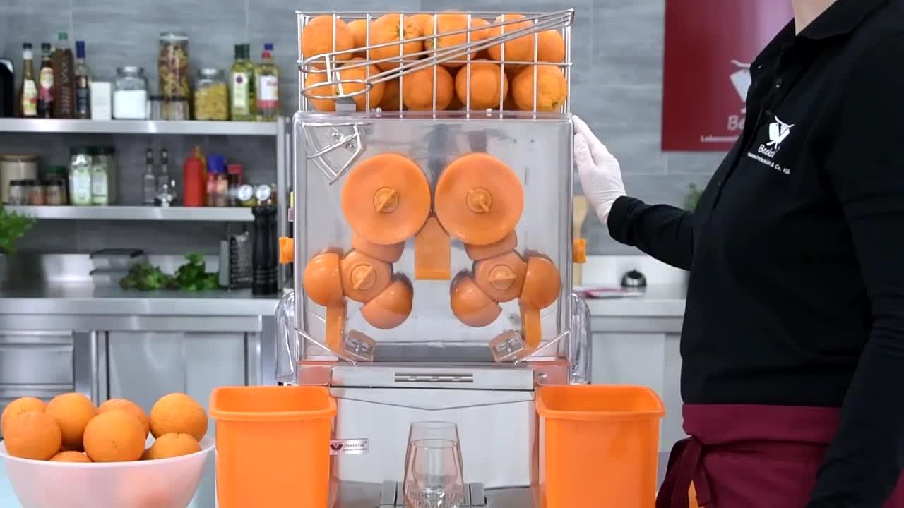 Beeketal Orangenpresse