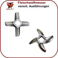 Beeketal Fleischwolfmesser Enterprise Unger Sichelmesser Kreuzmesser