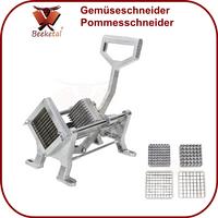 Beeketal Gemüseschneider Pommesschneider II. Wahl
