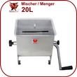 Beeketal Mischer Menger Marinator 20 Liter - Mixmaster-20P
