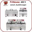 Beeketal Gastronomie Fritteuse 400 V versch. Ausführungen