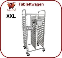 Beeketal XXL Transportwagen Tablettwagen BTW-20