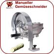 Beeketal Gemüseschneider Manuell GS-M1
