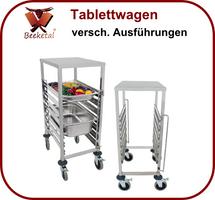 Beeketal Transportwagen Tablettwagen