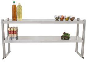 Beeketal Gastro Tisch Aufsatzbord Aufsatzboard
