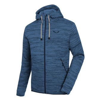 Salewa - Fanes Knit Hoody (Fleece Herren)