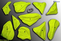 Move-it-Climbingholds - Alien Sloper XL (Klettergriffe-Set)