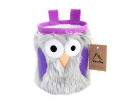 Crafty Climbing - Owl (Eulen Chalkbag)  – Bild 5