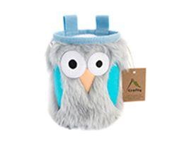 Crafty Climbing - Owl (Eulen Chalkbag)  – Bild 9