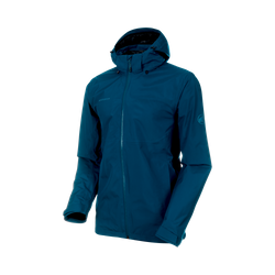 Ayako Tour HS Hooded Jacket Men Hiking Hardshell Jackets - Mammut
