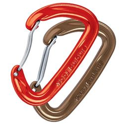 singing rock Karabiner Vision Bent/ Straight