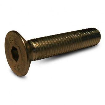 Griffschraube M10 für Klettergriffe, Senkkopfschraube – Bild 3