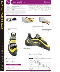 La Sportiva - Miura VS (Kletterschuh) – Bild 2