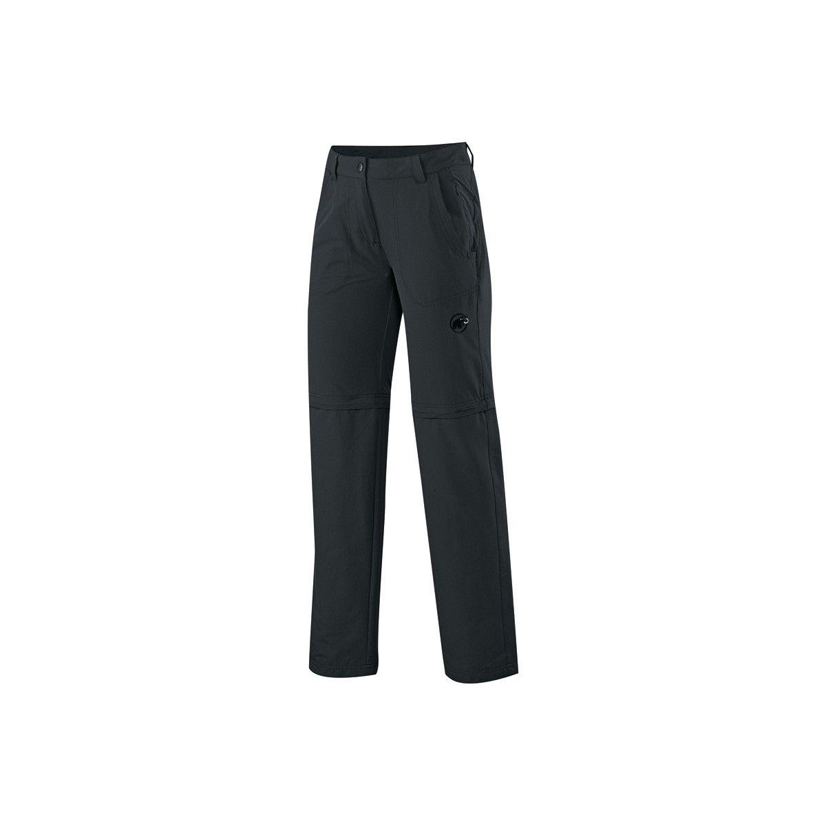 mammut hiking zip off pants women wanderhose. Black Bedroom Furniture Sets. Home Design Ideas