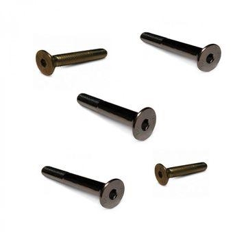100 Senkkopfschrauben DIN 7991 ISO 10642,  M10 8.8 70mm – Bild 1