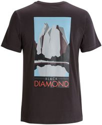 Black Diamond M'S S/S Destination Tee