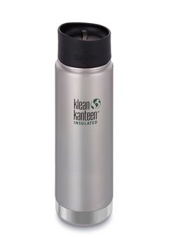 Klean Kanteen Wide Insulated Bottle, mit Drehverschluß, 592ml