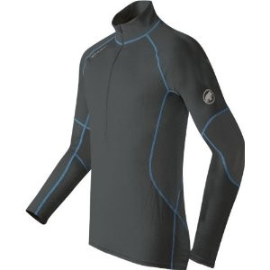 Zip Longsleeve All-Year Men Mammut – Bild 1
