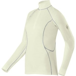 Zip Longsleeve All-Year Women Mammut – Bild 1