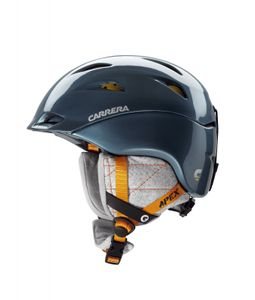 Carrera Apex, Mountain Skihelm dark grey