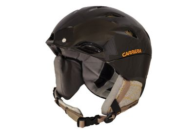 Carrera Apex, Mountain Skihelm black matt – Bild 2