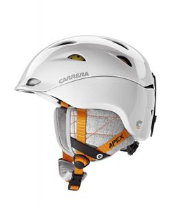 Carrera Apex, Mountain Skihelm white