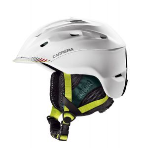 Carrera Makani 2.13 Mountain Skihelm white matte
