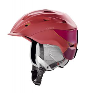 Carrera Mauna, Damenskihelm rose matte