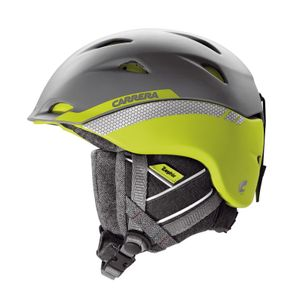 Carrera Zephyr, Mountain Skihelm anthracite green matte
