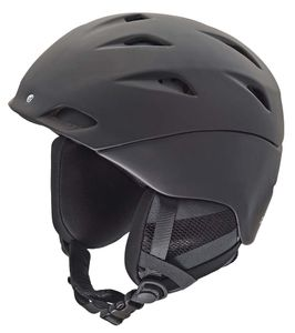 Carrera Zephyr, Mountain Skihelm black matte