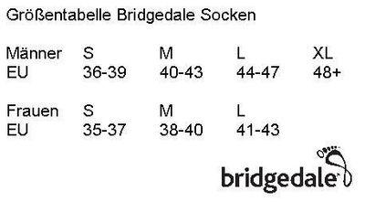 Bridgedale Trail Wool Fusion Funktionssocken – Bild 2
