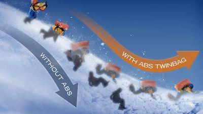VARIO Line Base Unit ABS-TwinBag-System in schwarz - Auslöseeinheit NICHT ENTHALTEN. – Bild 5
