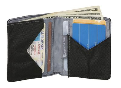 eagle creek RFID Bi-Fold Wallet Vertical – Bild 2