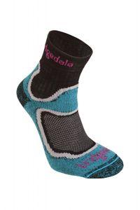 Bridgedale CoolFusion™ RUN Speed Trail Damenfunktionssocken- turquoise