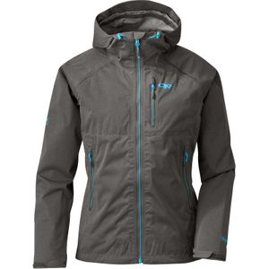 Outdoor Research - Clairvoyant Jacket Women - Charcoal