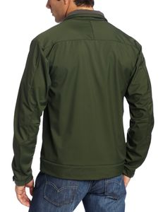 Outdoor Research - Transfer Softshell Jacket Men - Evergreen – Bild 3