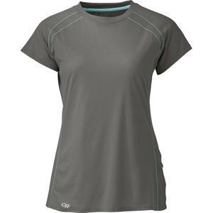 Outdoor Research - Echo S/S Tee, Women - Pewter
