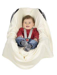 Hoppediz Baby Frottee Einschlag-/Auto-/Krabbeldecke – Bild 9