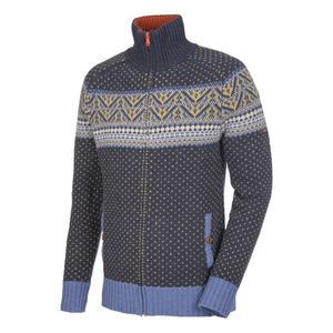 Salewa Aune WO Men Full-Zip Sweater - eclipse