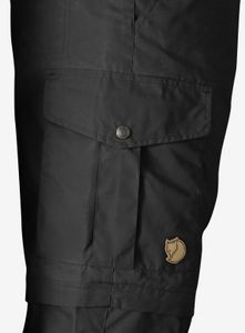 Fjällräven - Karl Zip-Off Trousers - Dark Grey – Bild 3