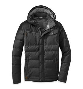 Outdoor Research - Whitefish Down Jacket Men - black