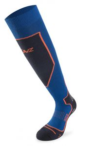 Lenz Funktionssocken Skiing 2.0, royalblue/navy – Bild 1