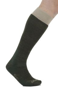 Aclima Unisex Hunting Socks - olive night